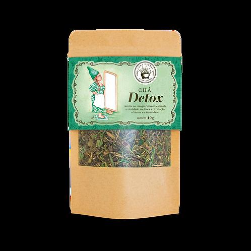 Chá Detox 40g Pacotinho V