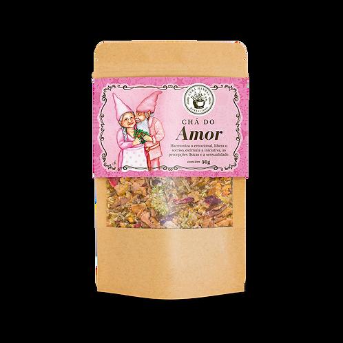 Chá do Amor 50g Pacotinho