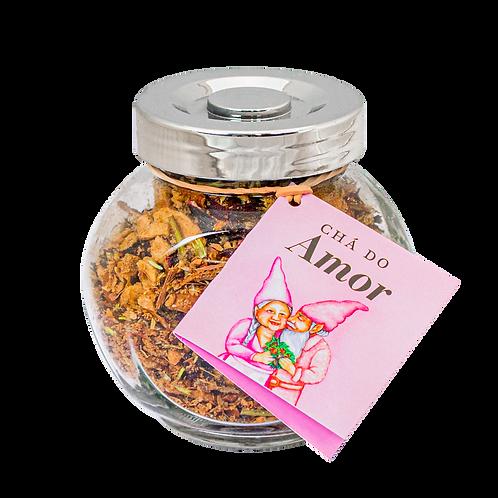 Chá do Amor 49g Prateado