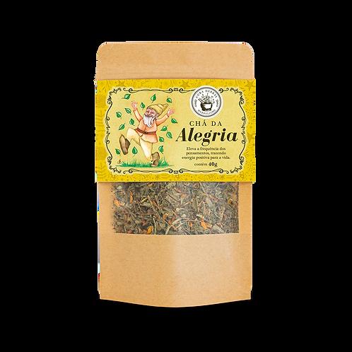 Chá da Alegria 40g Pacotinho