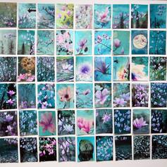 54 miniatures, A fleeting song moonlight