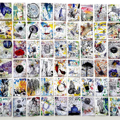 54 series Everything and nothing , biro