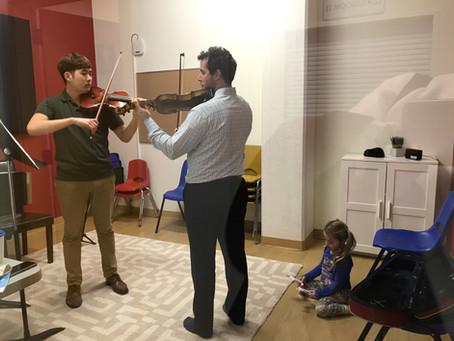 Celebrating Parents / Book Concerts