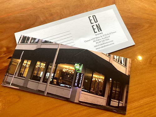 Eden Bistro Gift Card