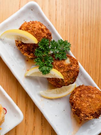 Fishcake & dumplings.JPG