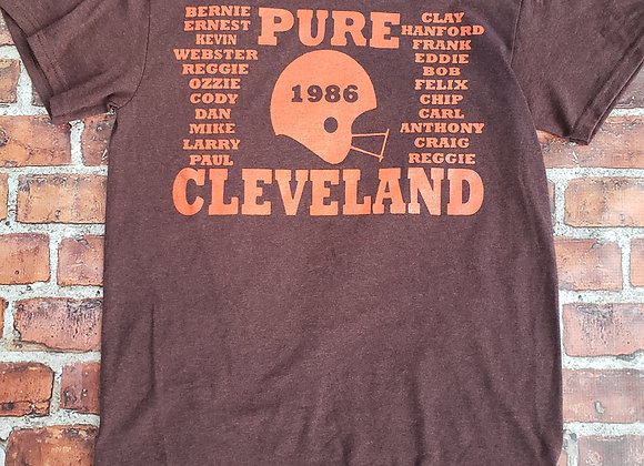 PURE CLEVELAND-1986