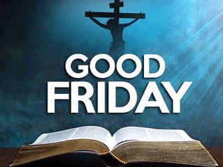 Draw Near - Good Friday