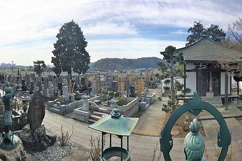 宝清寺 ほうせいじ あきる野市 たちばな墓苑