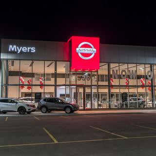 Myers Barrhaven Nissan