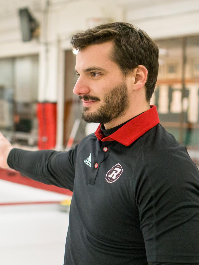 Junos Curling Event