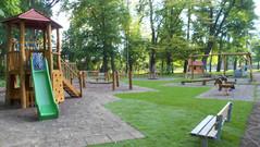 Choceň - Revitalizace dětského hřiště