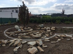 Kámen v zahradě