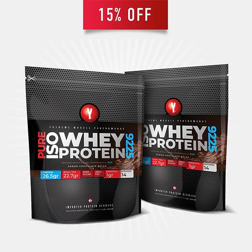 Y Whey Protein Choco x 2