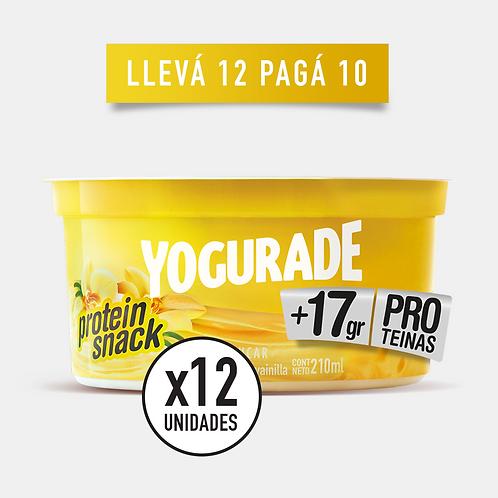 PROMO VAINILLA: Yogurade Cremoso +17g Proteínas