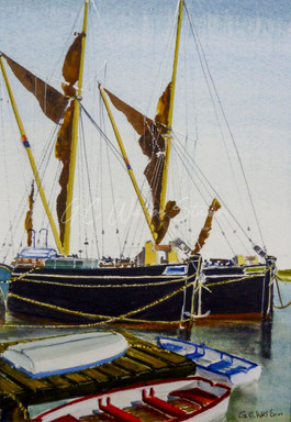 Maldon Barges