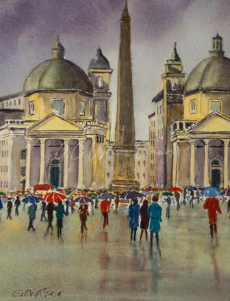 Rainy Rome Day Two