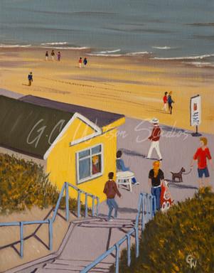 Beach Cafe Southwold