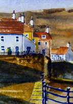 Shadows of Staithes