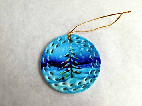 Lighted Tree Ornament