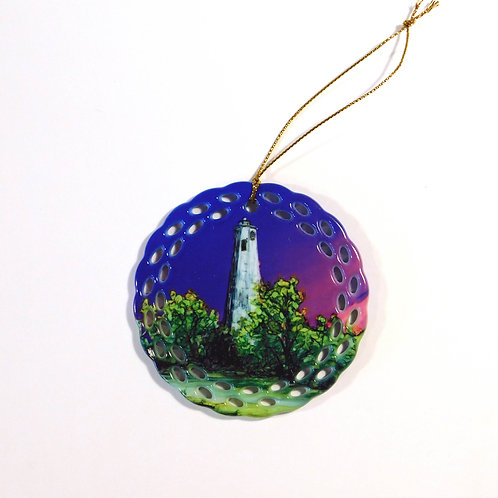 Bald Head Island Lighthouse Ornament