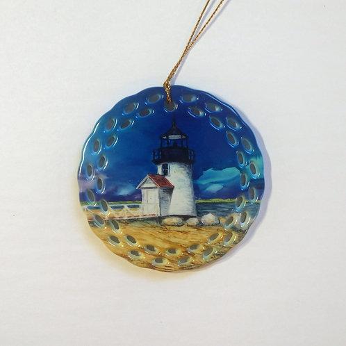 Brant Point Lighthouse Ornament