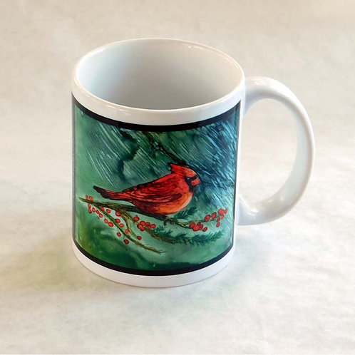 Cardinal Mug