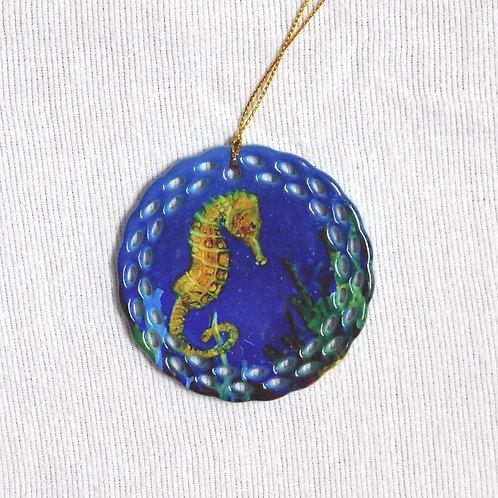 Seahorse Ornament