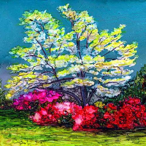 Spring Trivet