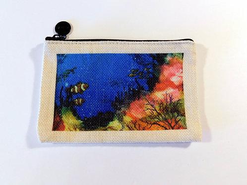 Clown Fish Coin Bag