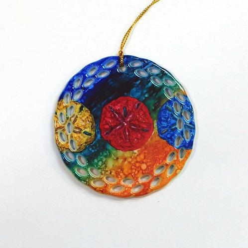 Sand Dollars Ornament