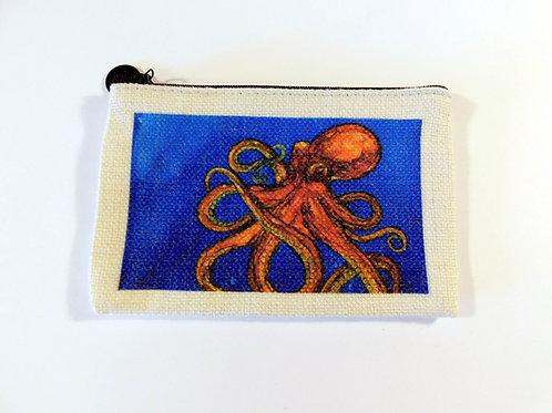 Octopus Coin Bag