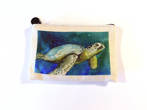 Ses Turtle Coin Bag