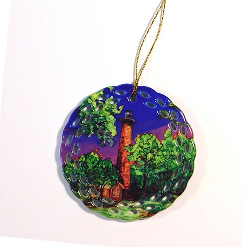 Currituck Lighthouse Ornament