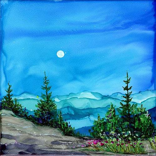 Blue Ridge Trivet