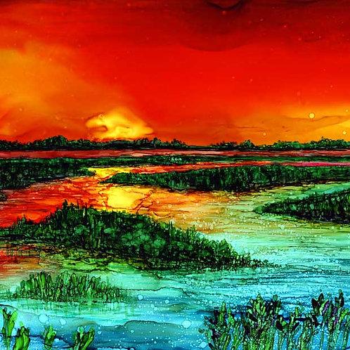 Salt Marsh Trivet