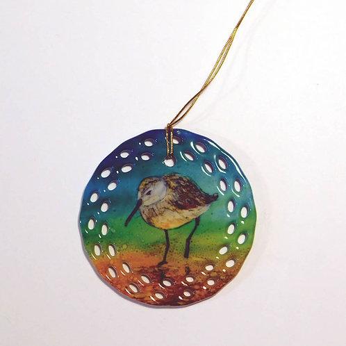 Sandpiper Ornament