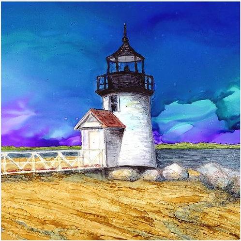 Nantucket LighthouseTrivet