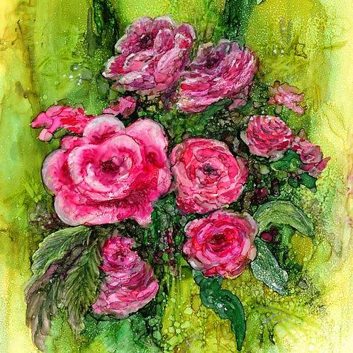 Roses Trivet