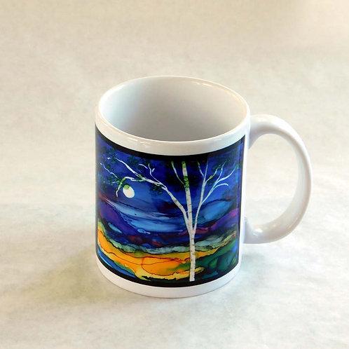 Blue Birch Mug