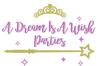 A Dream Is A Wish Parties Logo