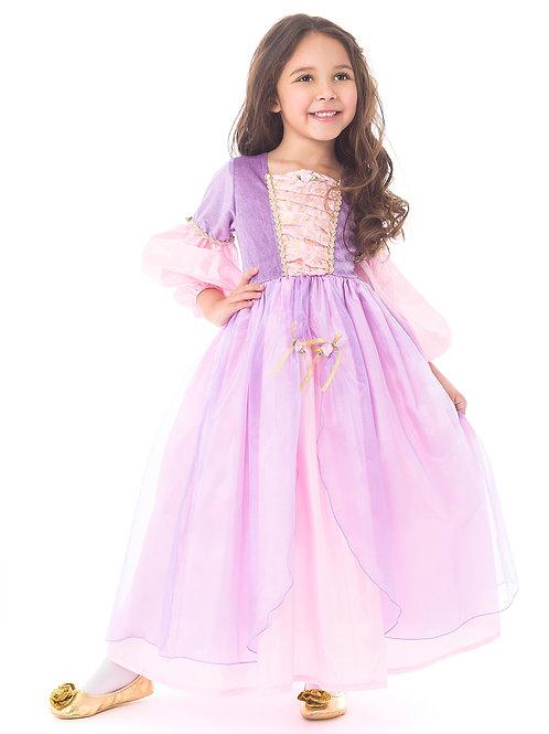 Deluxe Rapunzel Dress by Little Adventures
