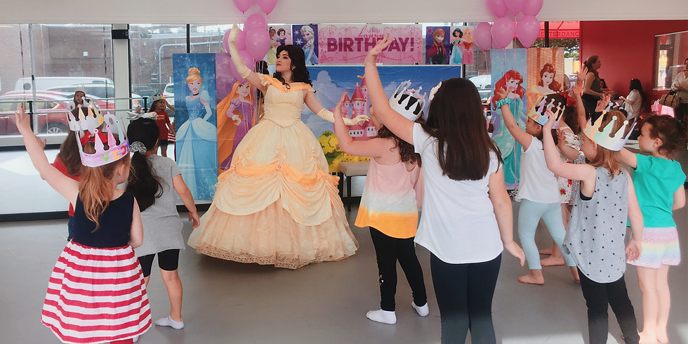 Princess Playdate Summer Camp 2019