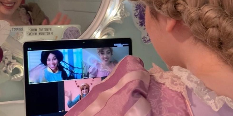 Virtual Princess Events