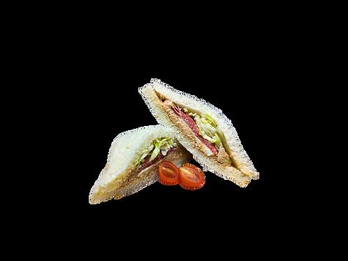 Salami-Thunfisch
