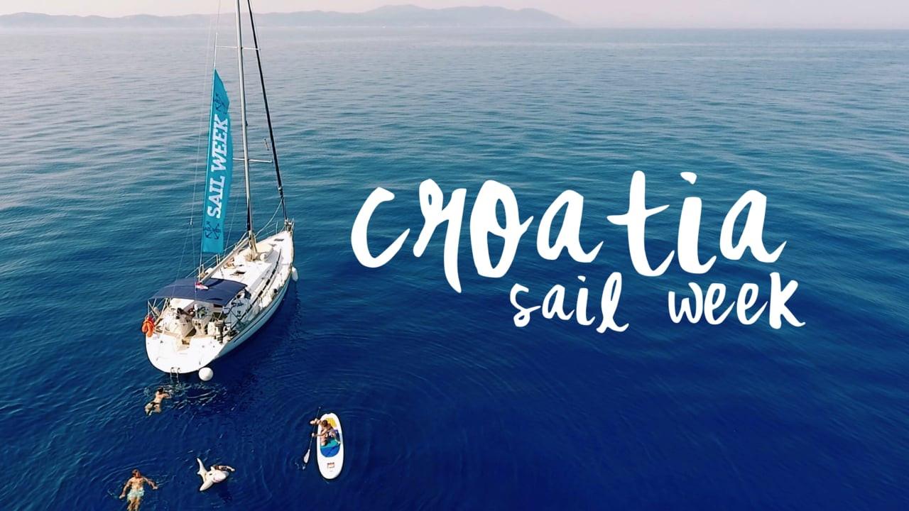 Yacht Week - Croatia Presented by The Travel Pool