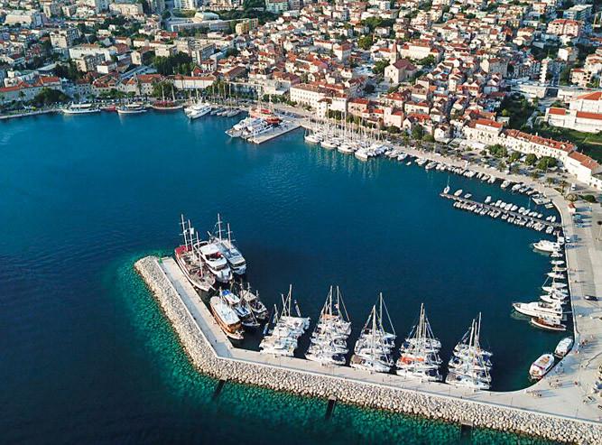Day 2 - Makarska