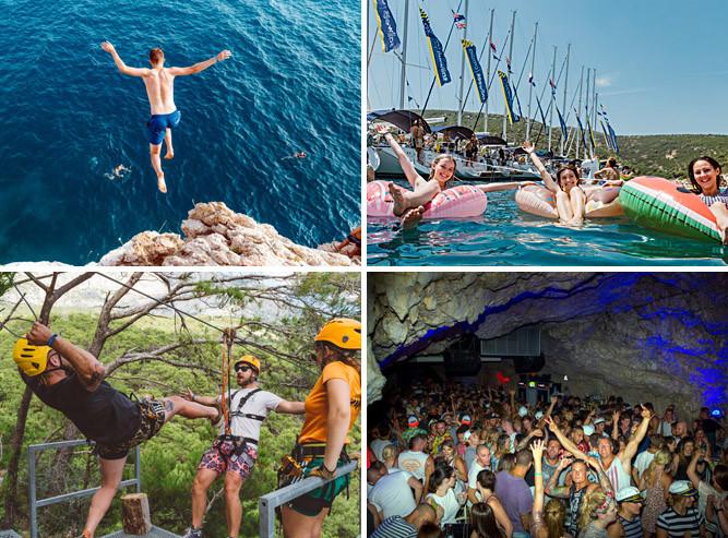 Day 2 - Makarska Activities