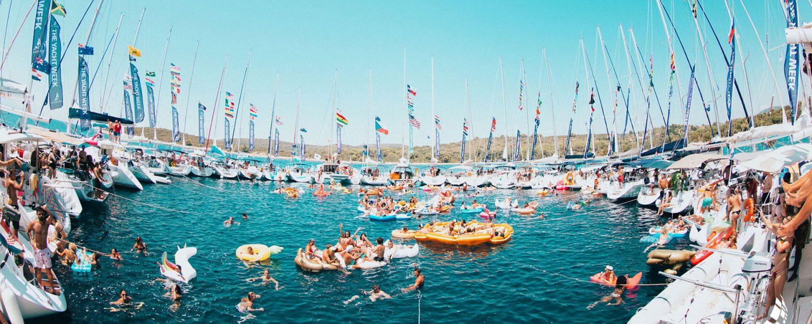 Raft Circle Party
