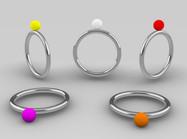 Visualising colour