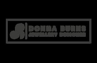 Donna Long Logo B & W 08.png